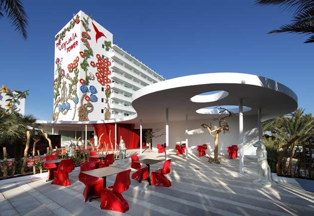 Ibizau2019s Ushuau00efa Tower Unveiled - Luxurious Magazine