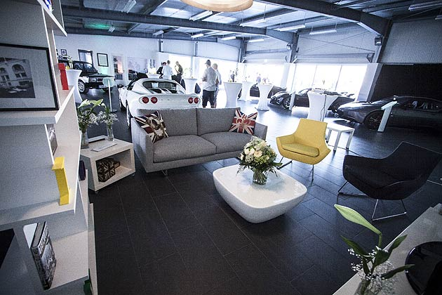 Lotus Cars Opens New Flagship Store In Munich 4