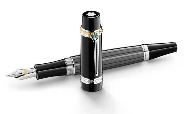 Montblanc Presents Writing Instrument In Tribute To Honoré de Balzac