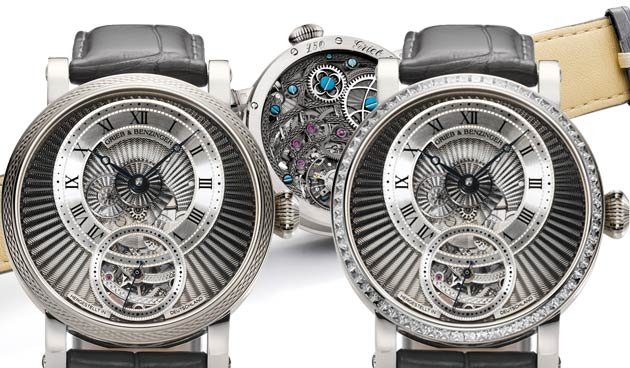 Shades of Grey by Grieb & Benzinger, the Masters of Skeleton Watches 4