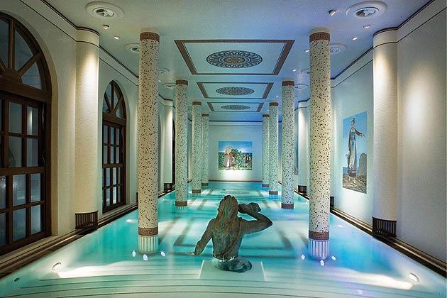 Mediterranean Spa Destinations on a Superyacht Charter - MY ...
