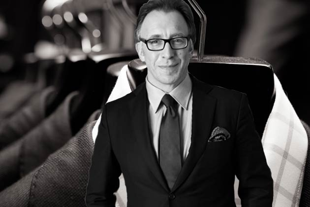 Interview with Mark Dunhill, International Director of T.M. Lewin