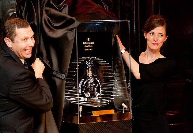 You recently launched the Louis XIII Rare Cask 42,6 in India