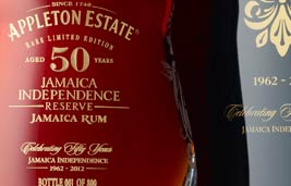 Luxurious Beverage Of The Month: Appleton Estate 50 Year Old Jamaica Rum