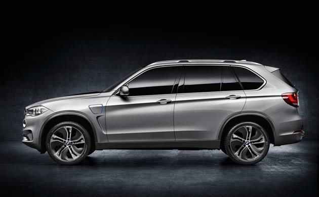 The Luxurious BMW Concept5 X5 eDrive Sports Activity Vehicle (SAV)