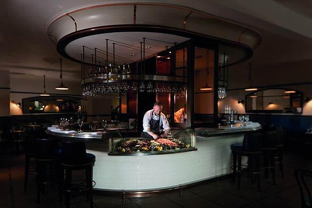 The crustacea bar