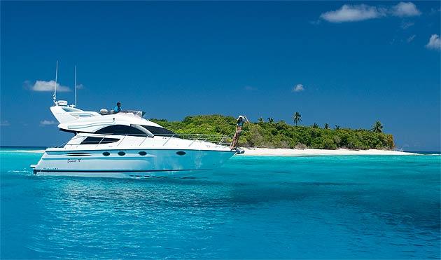 Escape To A Paradise Island In The Maldives