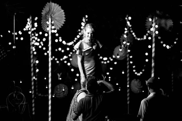 Uma Thurman Named Star Of 2014 Campari Calendar