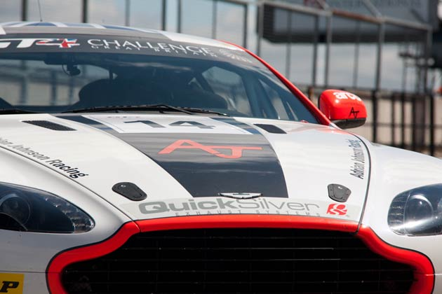 Exclusive Luxurious Magazine Interview With Clare And Adrian Johnson, Aston Martin GT4 Challenge Competitors 12