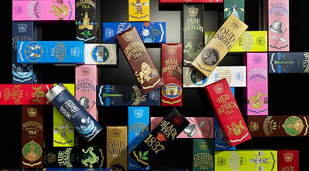 TWG Tea launches an exclusive Haute Couture Tea Collection