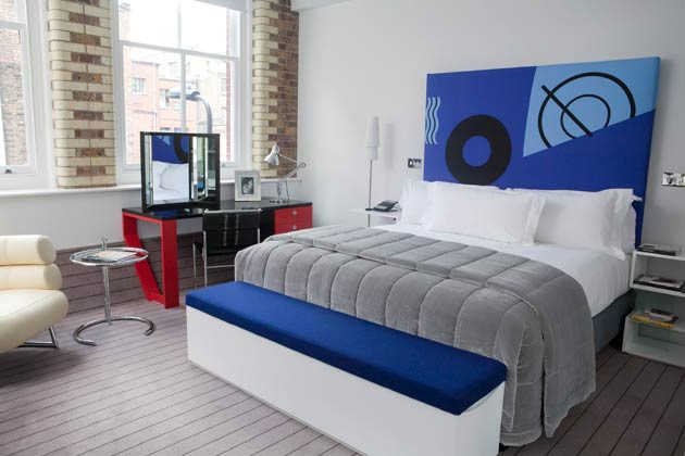 Boundary - A Buzzy Boutique Design Hotel in London's Shoreditch 13