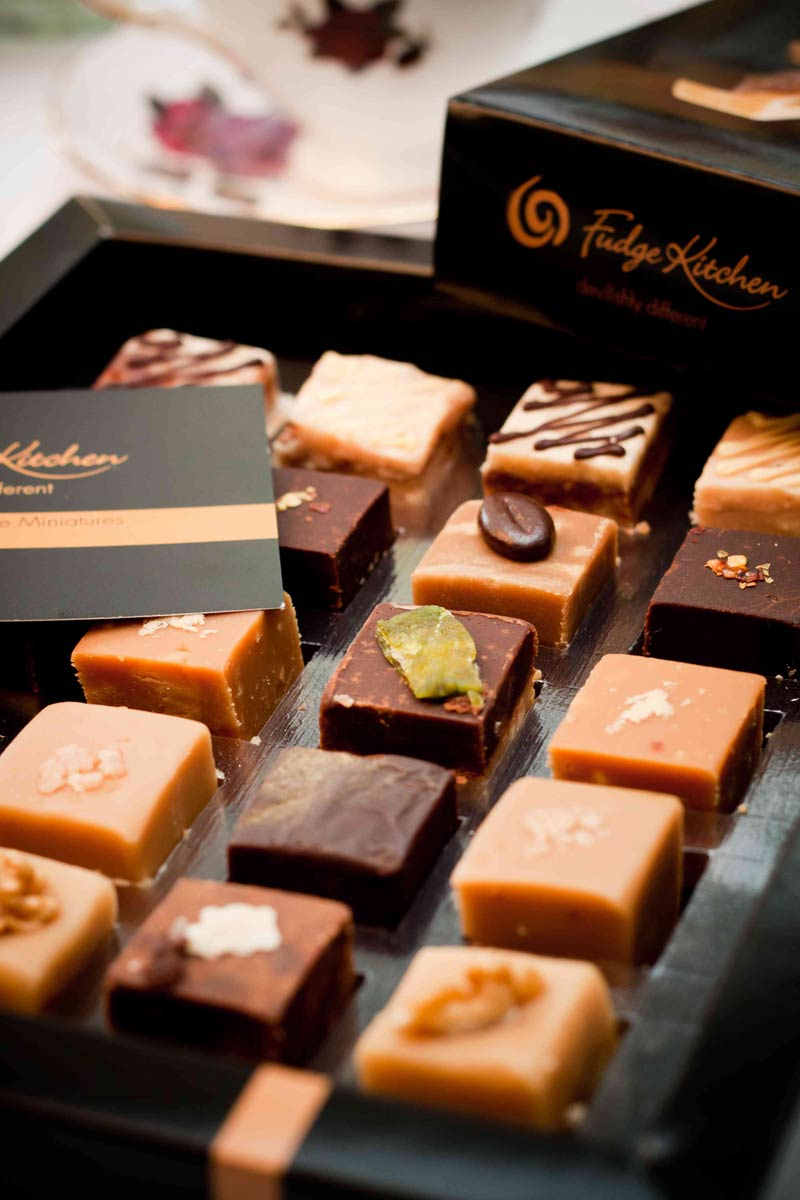 The Fudge Kitchen Finds A Home At Selfridges