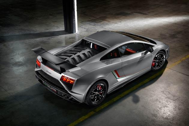 The Lamborghini Gallardo LP 570-4 Squadra Corse
