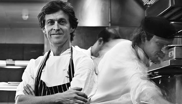 Two Michelin-starred head chef Michael Wignall