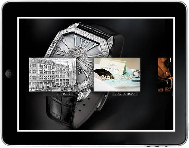 Backes & Strauss launch their exclusive Ipad / Iphone Application