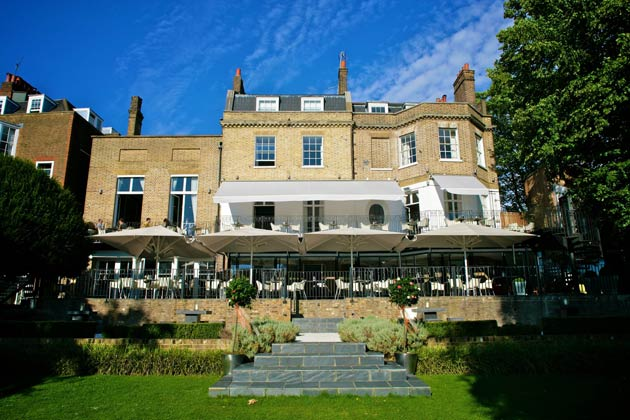 The Bingham – a beautiful, small but perfectly formed Georgian townhouse boutique hotel