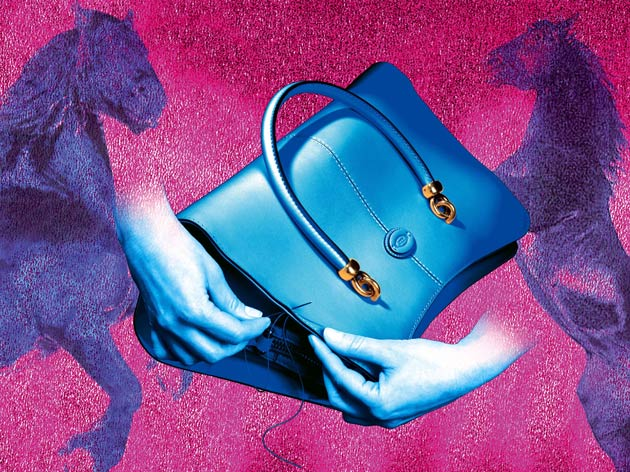 """Tod's """"Pop Touch"""" by David LaChapelle"""