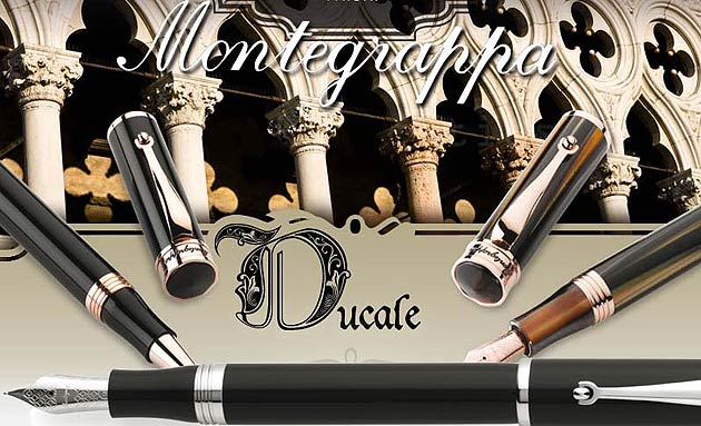 After Eight Decades The Ducale Pen Collection Returns to Montegrappa