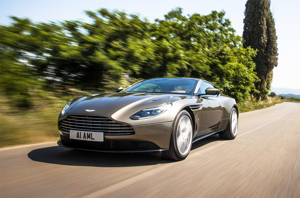 We go to the Home of Aston Martin to Witness the Making of a Masterpiece 11