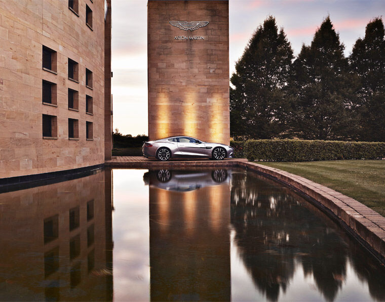 Luxurious Magazine Goes To The Home Of Aston Martin To Witness The Making Of A Masterpiece