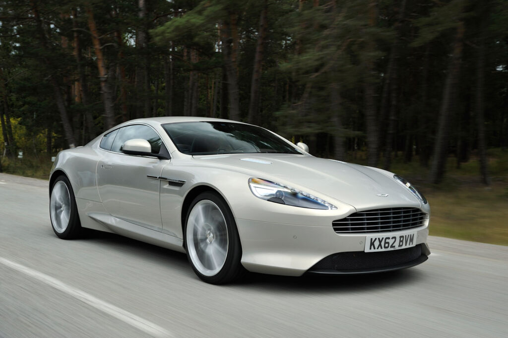 We go to the Home of Aston Martin to Witness the Making of a Masterpiece 12