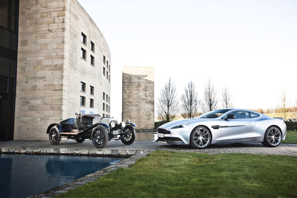We go to the Home of Aston Martin to Witness the Making of a Masterpiece 10