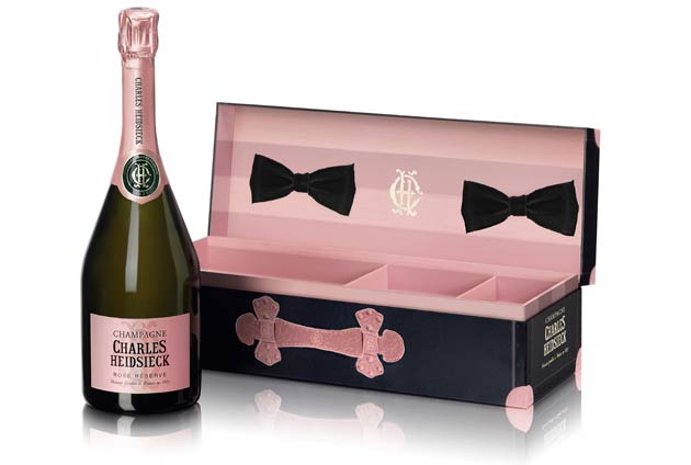 Charles Heidsieck Presents Gift Ideas For Festive Season