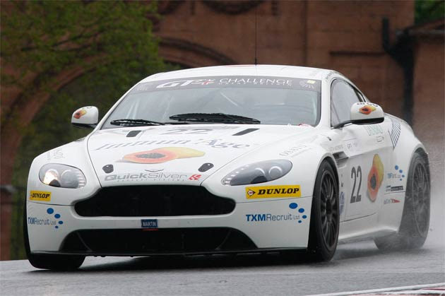 Exclusive Luxurious Magazine Interview With Olivier Bouche, Aston Martin GT4 Challenge Competitor 7