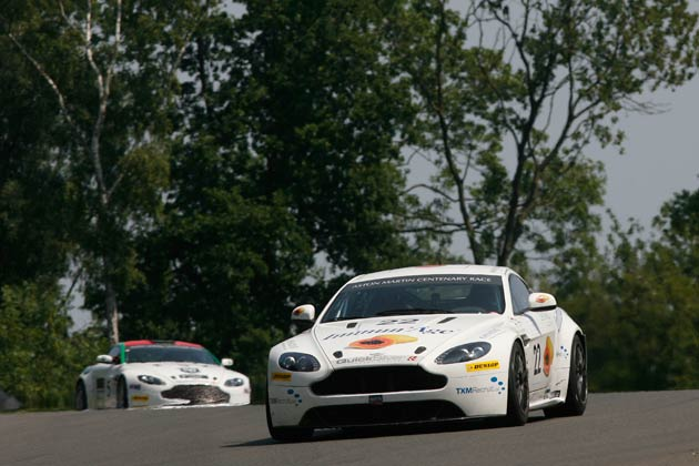 Exclusive Luxurious Magazine Interview With Olivier Bouche, Aston Martin GT4 Challenge Competitor 8