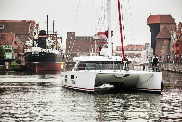 Sunreef Yachts Presents New 'Ready-to-Sail' Concept, Sunreef 60 LOFT - GRACE