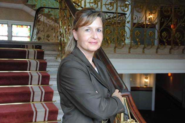 Question and Answer session with Vanessa Flack of The Dolder Grand, Zurich