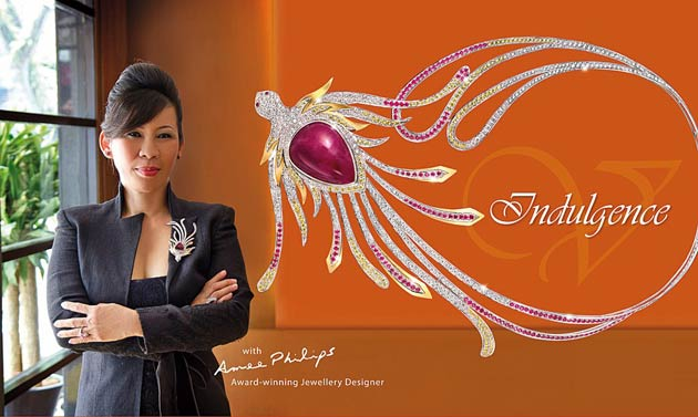Amee Philips - Malaysia's Queen of fine jewellery design 4