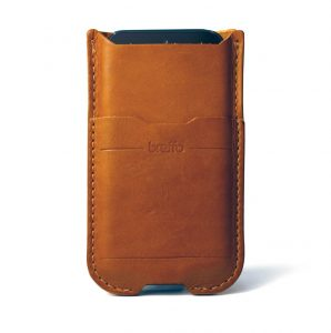 Breffo Launches Exclusive Leather Sleeve For IPhone 5