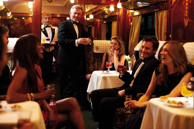Solving A Murder Mystery Aboard The British Pullman