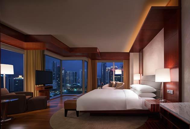 Grand Hyatt Kuala Lumpur Grand Deluxe Room