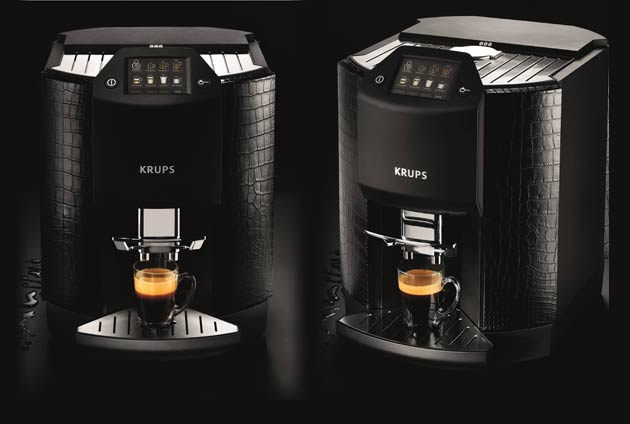 krups launches limited edition ea9000 coffee machine luxurious magazine. Black Bedroom Furniture Sets. Home Design Ideas