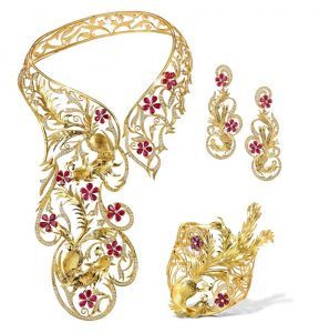 Amee Philips - Modern Fusion Nonya Jewellery