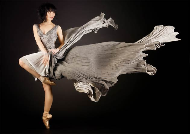 Tamara Rojo the current Prima Ballerina and the Artistic Director of the English National Ballet