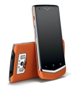 The Vertu Constellation smartphone is now available priced from €4,900