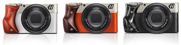 The three new Stellar special editions are available in a choice of new camera body colours: black, white and orange