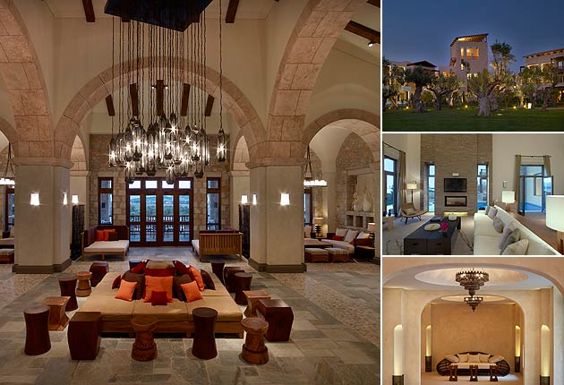 Reena Patel Checks Into The Westin Resort Costa Navarino