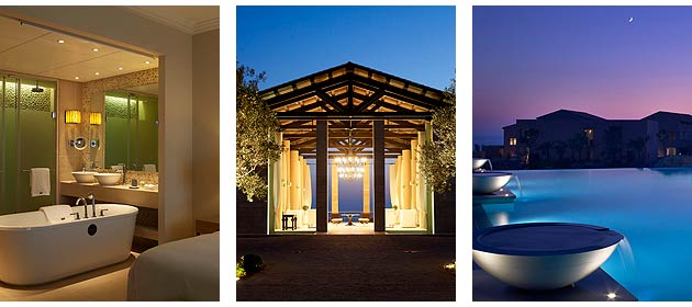 A wondrous realm lies in the sun-drenched and rich historical region of Messinia in the southwest Peloponnese of Greece – Costa Navarino.