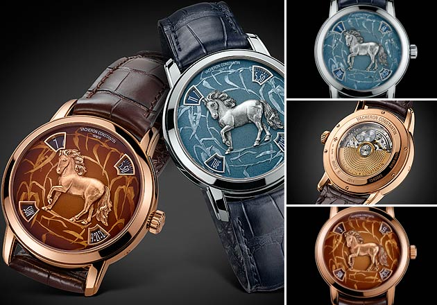 Métiers d Art The Legend of the Chinese Zodiac 2014, year of the horse