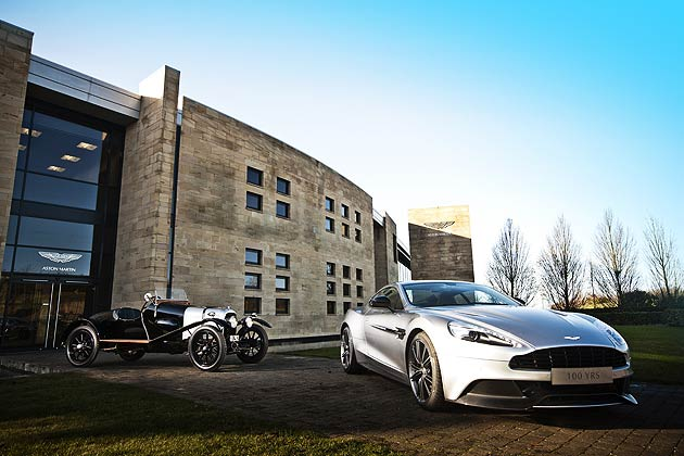 Crafted to perfection - The Home of Aston Martin