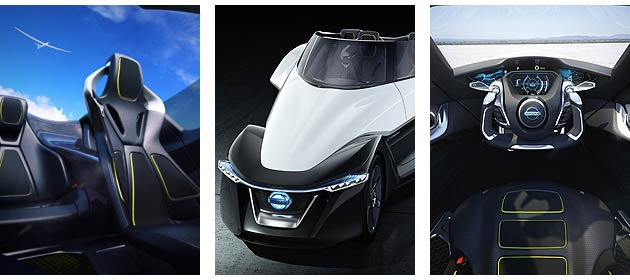 The BladeGlider, Nissans new direction