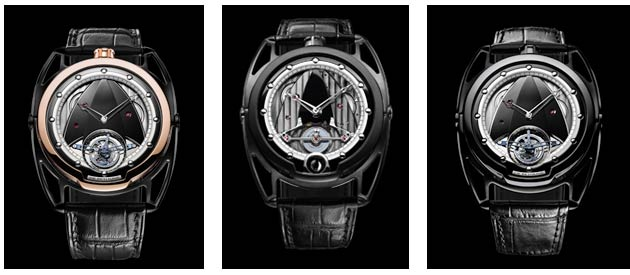 The De Bethune DB28 Black Collection