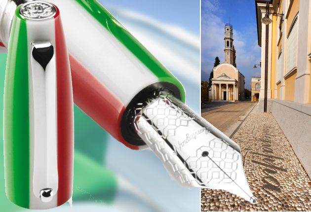 Montegrappa exude 'Italianness' with the Fortuna Tricolore
