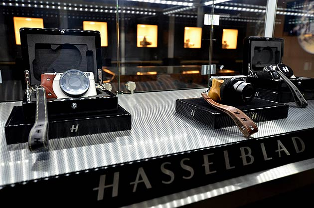 The Harajuku area in Tokyo is the location of the first Hasselblad Retail Store