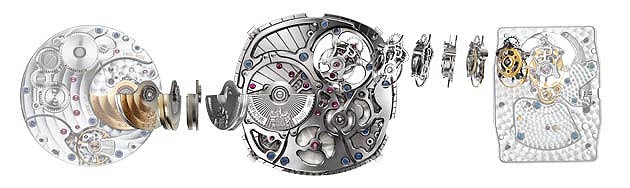 The Piaget Emperador Tourbillon Movement