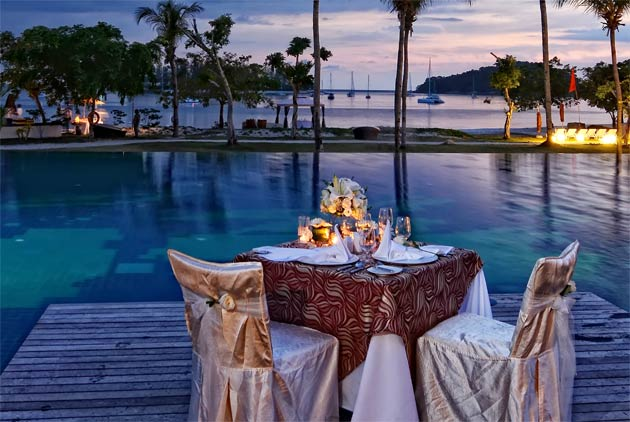 Culinary Highlights at the Danna Hotel Langkawi
